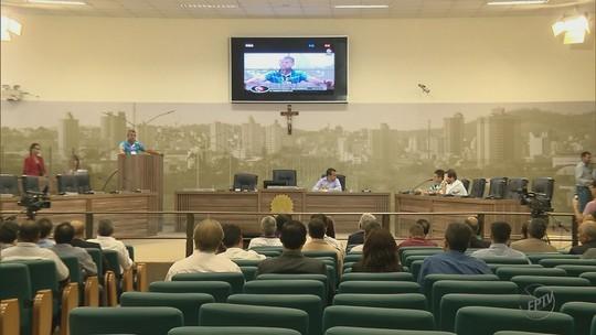 Vereadores de diversas cidades se reúnem para cobrar melhorias nos serviços da Copasa no Sul de MG