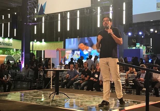 Eduardo Bortoleto, cofundador da Juntos Somos +, startup que começou dentro da Votorantim Cimento  (Foto: Divulgação)