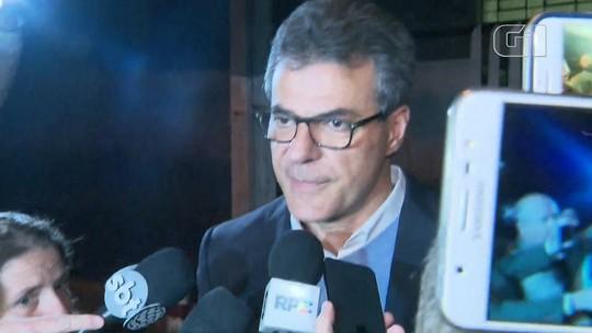 Ex-governador Beto Richa deixa a prisão após decisão de Gilmar Mendes