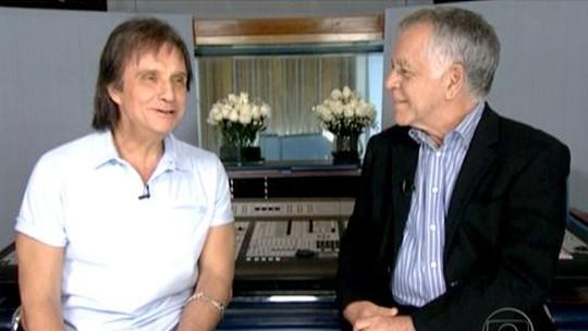 Nelson Motta entrevista o `Rei` Roberto Carlos