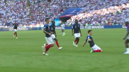 Perfume da vitória, discurso de Pogba... TV mostra bastidores do título francês