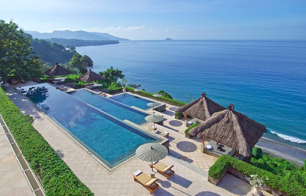 Bali, Indonésia — Foto: Amanresorts