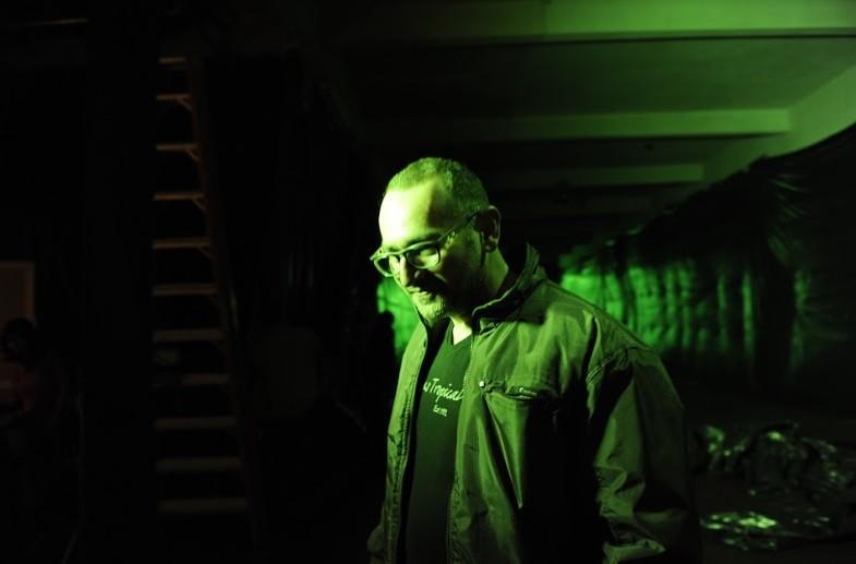 Hique Montanari, diretor e roteirista de Yonlu (Foto: Divulgação)