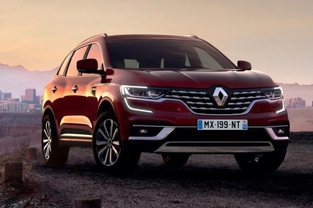 Renault Koleos 2020 (Foto: Divulgação)