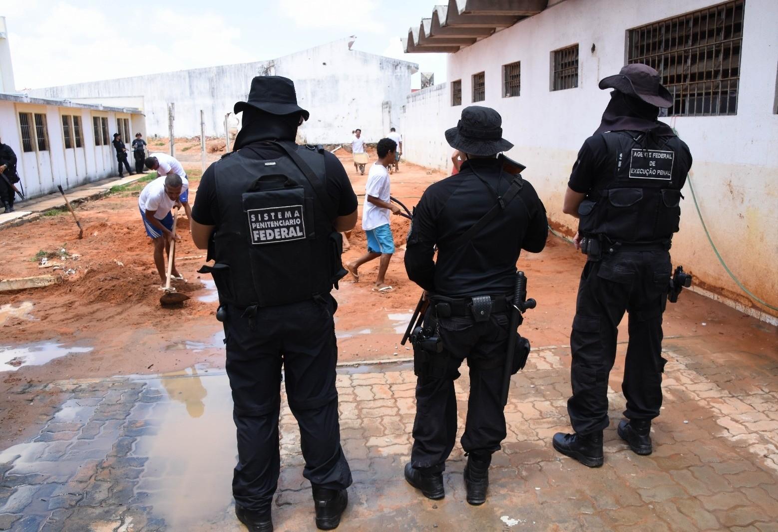 MP e Governo do RN firmam TAC para manutenção do fornecimento de alimentação a agentes penitenciários - Notícias - Plantão Diário
