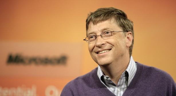 Bill Gates: criador da Microsoft tem uma mentalidade oportunista (Foto: Divulgação )