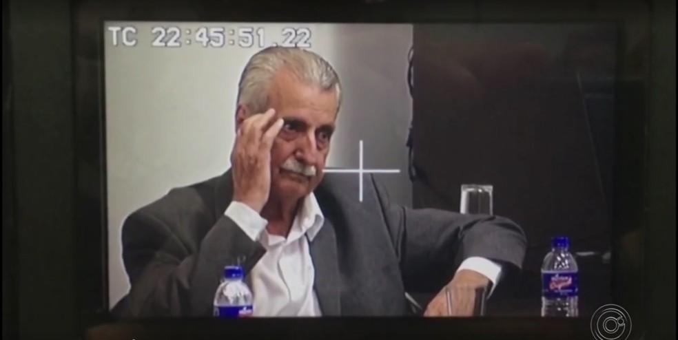 Prefeito José Maria Costa foi denunciado por improbidade administrativa (Foto: Reprodução/TV TEM)