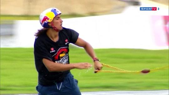 Pedro Caldas chega à final do Wake Brasil como um dos favoritos ao título