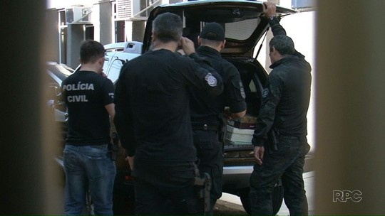 Empresa investigada na Operação Hígia também agia em Saudade do Iguaçu, diz polícia