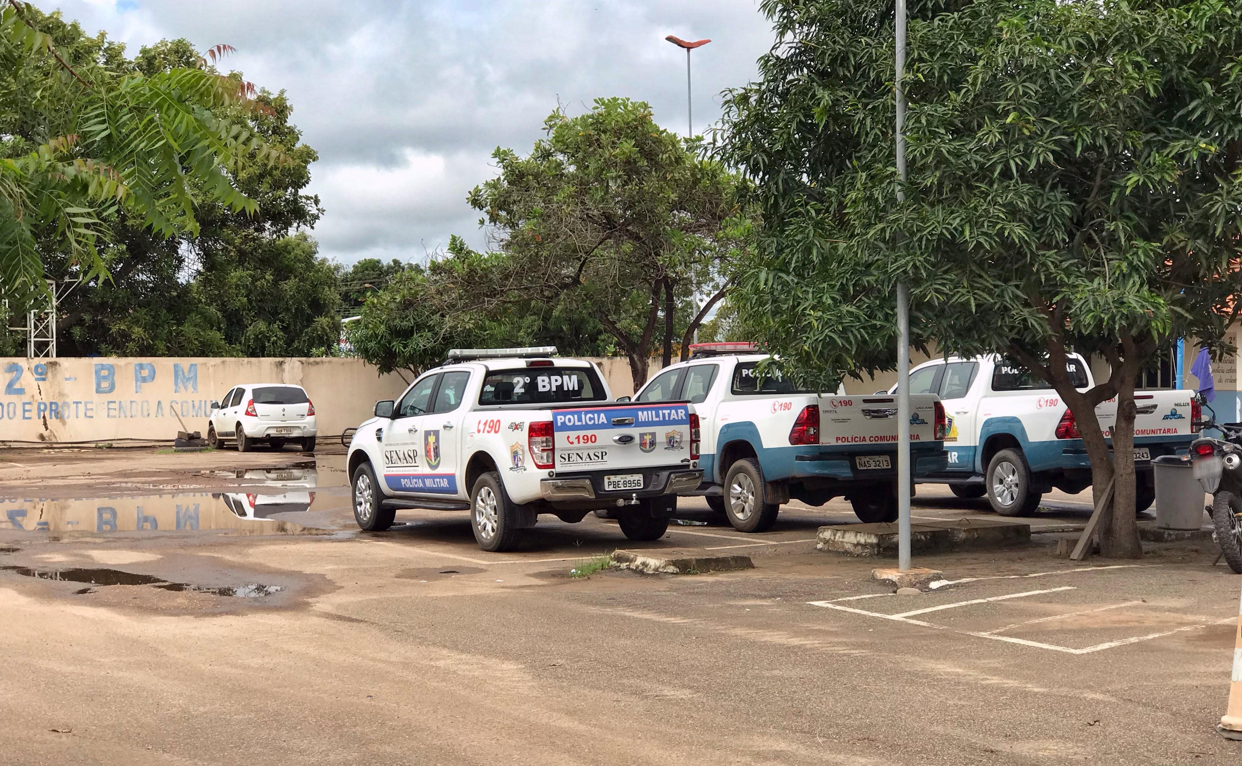 Falta de combustível deixa viaturas da PM paradas em Boa Vista