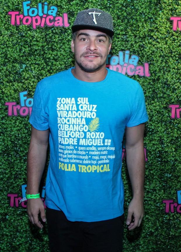 Thiago Martins (Foto: Marcello Sá Barretto / BrazilNews)