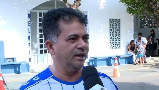Corpo do Oswaldo Brandão, vice do Parnahyba, será velado em Parnaíba nesta segunda-feira