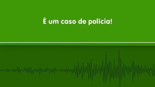 """""""FALTA DE VERGONHA, CASO DE POLÍCIA!"""" Locutor fica pistola com gol anulado nos acréscimos; ouça"""