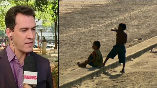 Brasil registrou violação de direitos de crianças e adolescentes a cada 6 minutos em 2017