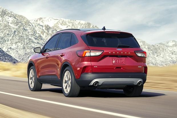 Ford lança o novo Escape, SUV do Focus que deve chegar no ...