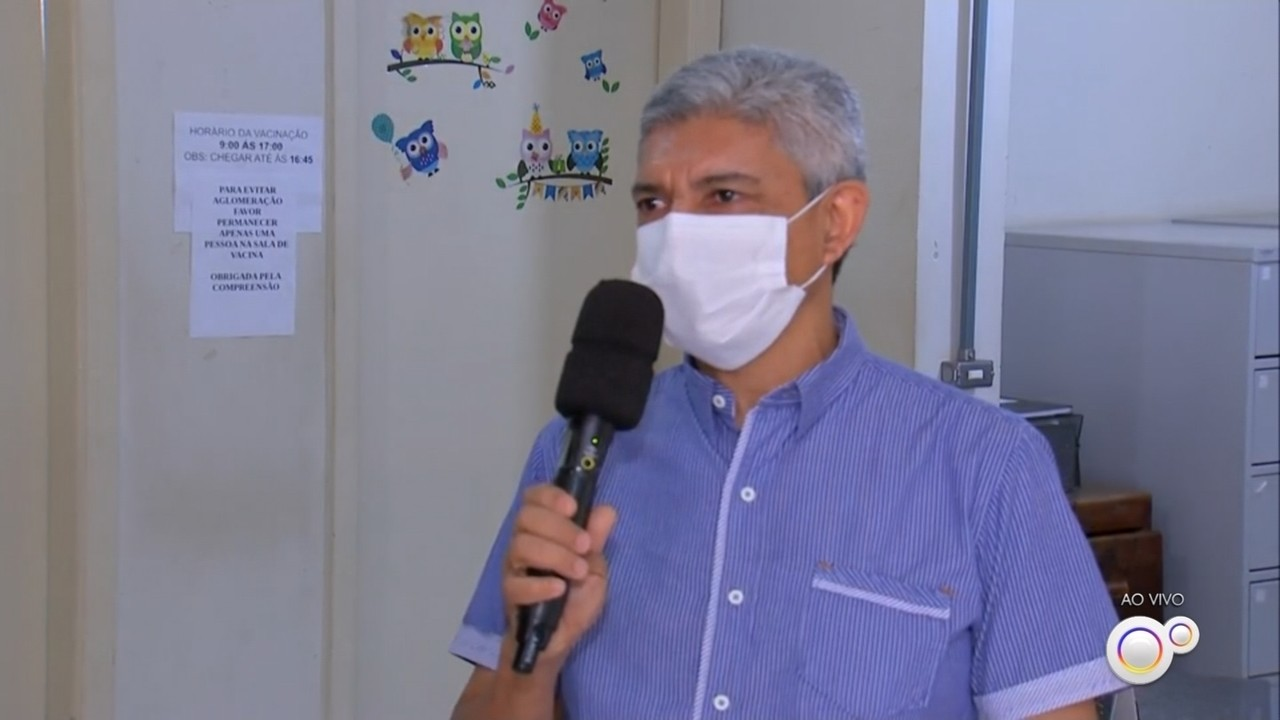 Vacinação contra a gripe começa nesta segunda-feira (12) no centro-oeste paulista