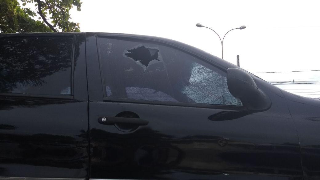 Motorista de aplicativo é baleado na cabeça ao tentar fugir de assalto em Natal
