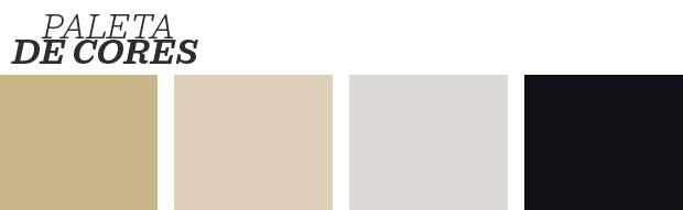 Décor do dia: sala minimalista com daybed branca (Foto: Casa Vogue)