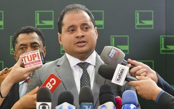 Weverton Rocha, líder do PDT na Câmara (Foto: Antonio Cruz / Agência Brasil)