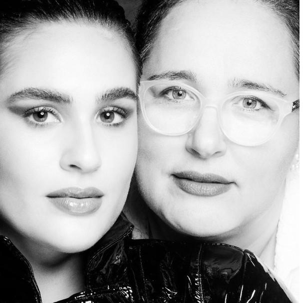 Lívian e Lilian Aragão (Foto: Instagram/Reprodução)