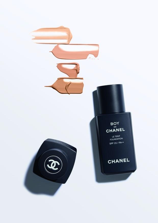 Nova base da linha Boy de Chanel  (Foto: Divulgação)