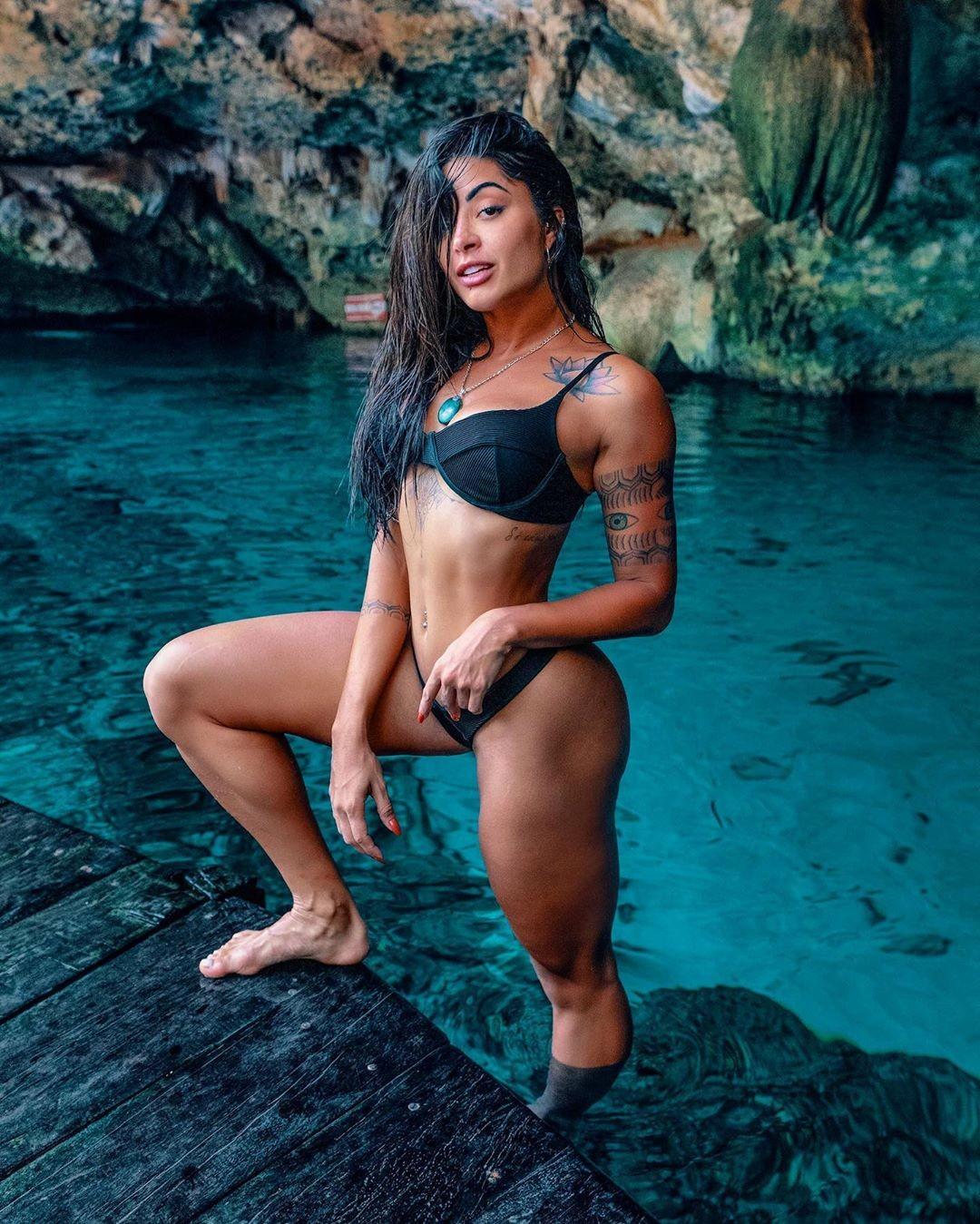 Aline Riscado (Foto: Reprodução/ Instagram)