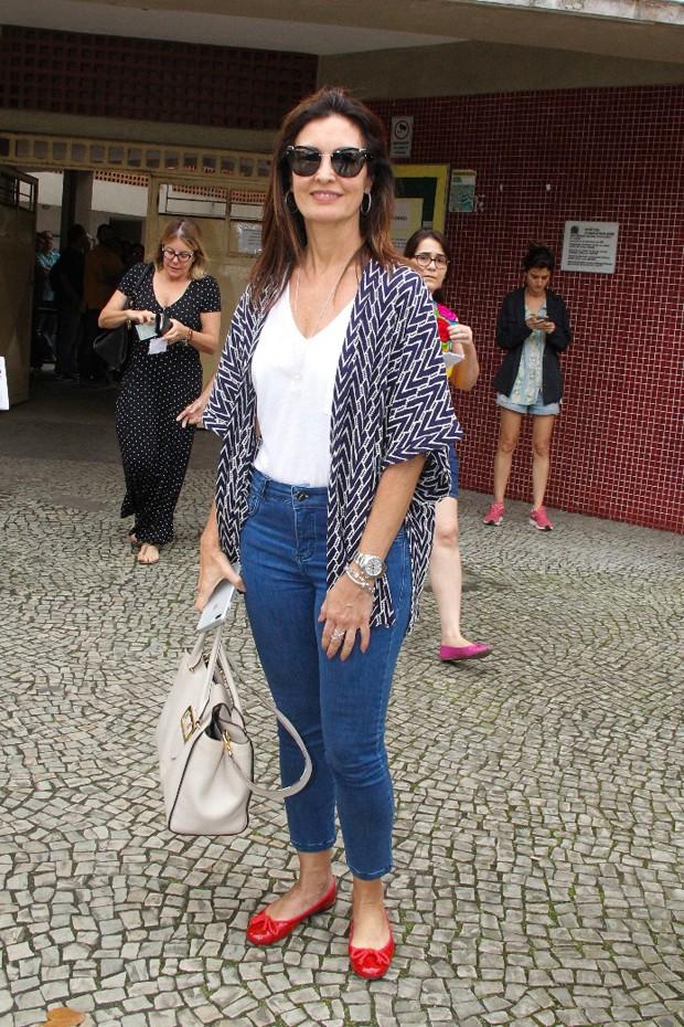 Fatima Bernardes (Foto: Wallace Barbosa/AgNews)
