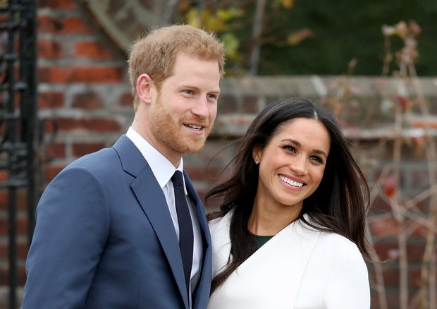 Harry e Meghan Markle  (Foto: Chris Jackson/Getty Images)