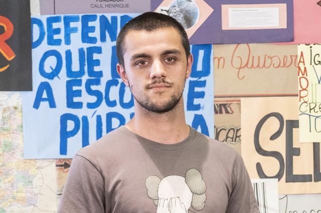 Felipe Simas (Foto: Mauricio Fidalgo/TV Globo)