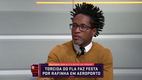 """Ídolo no Bayern de Munique, Zé Roberto fala sobre Rafinha no Flamengo: """"Função de liderança"""""""