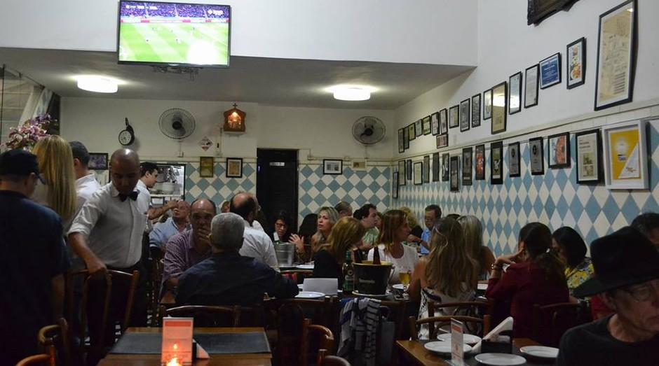 Restaurante Salete  (Foto: Reprodução )