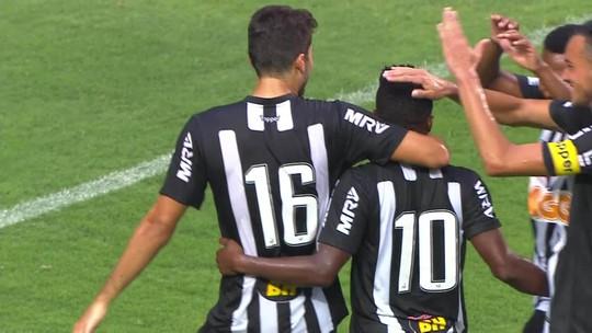 Entre elogios e conselhos, Levir indica caminho para Cazares ser ainda melhor no Atlético-MG