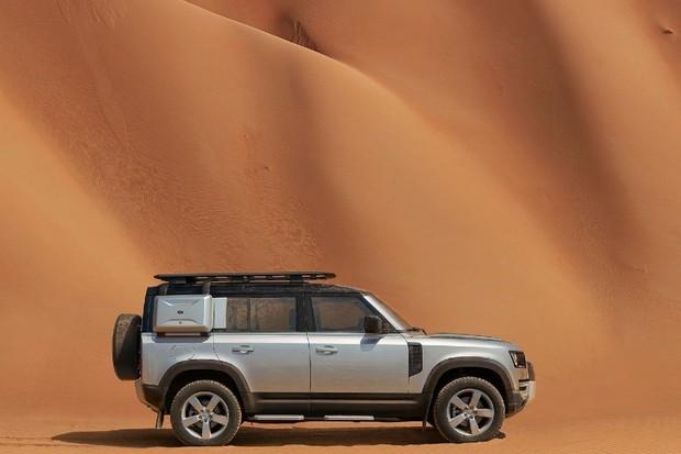 A altura das dunas do deserto da Namíbia passa dos 300 metros (Foto: Divulgação)