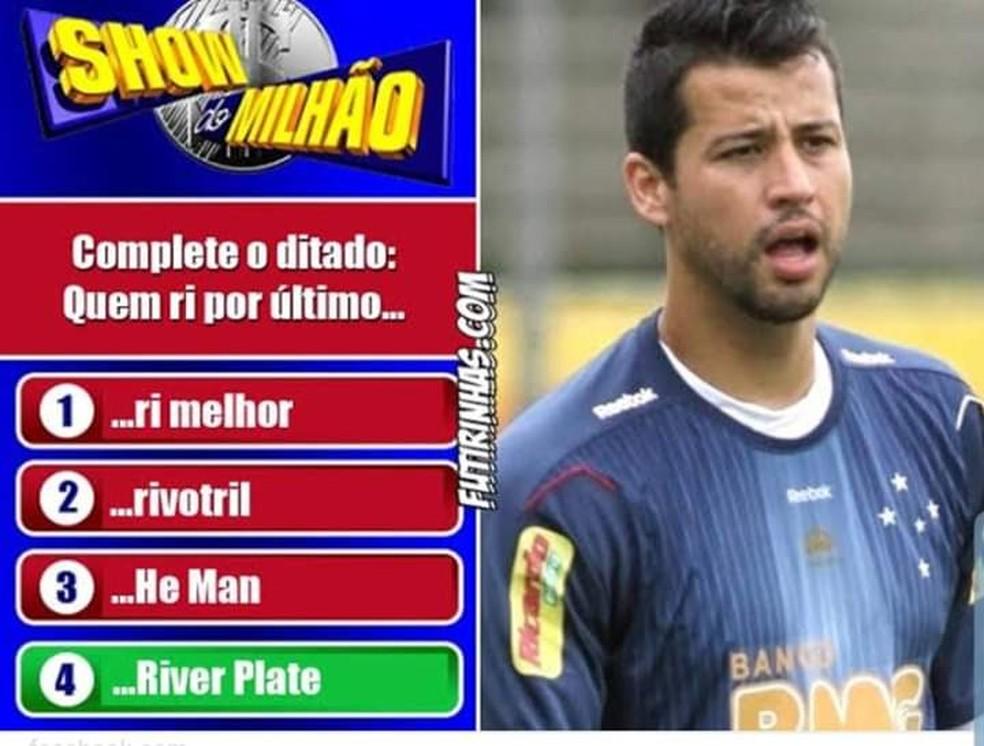 Veja Memes Da Eliminação Do Cruzeiro Para O River Plate Na
