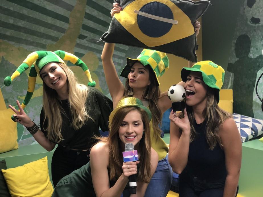 Estreia do 'Boletim Vídeo Show: Enquanto Rola a Copa' bomba na internet