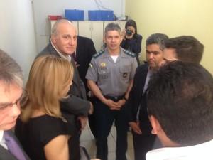 Tenente Coronel da PM recebeu OAB em Porto Velho (Foto: Matheus Henrique/G1)