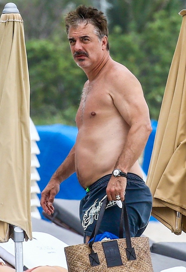 Chris Noth (Foto: BackGrid)