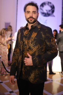 Pedro Carvalho no Men of The Year 2019. Pedro veste HUGO