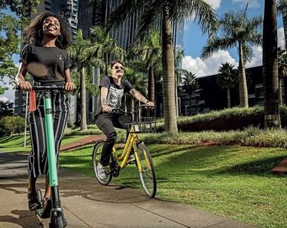 Grow, das marcas Grin e Yellow, anuncia saída de cidades e bicicletas interrompidas