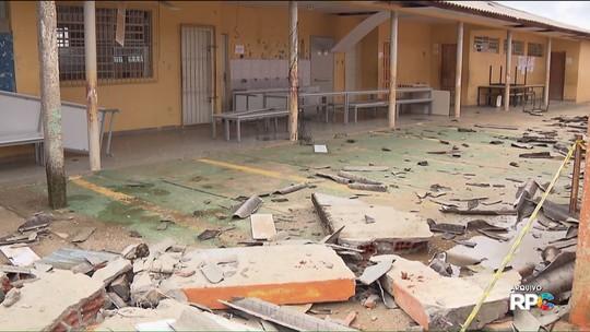 Presos ajudam a reconstruir escolas públicas para reduzir a pena