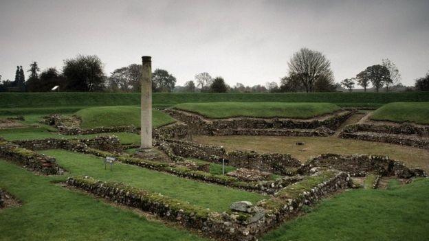 Boudicca é ainda lembrada na cidade inglesa St Albans, onde lutou contra os romanos (Foto: Getty Images via BBC News)
