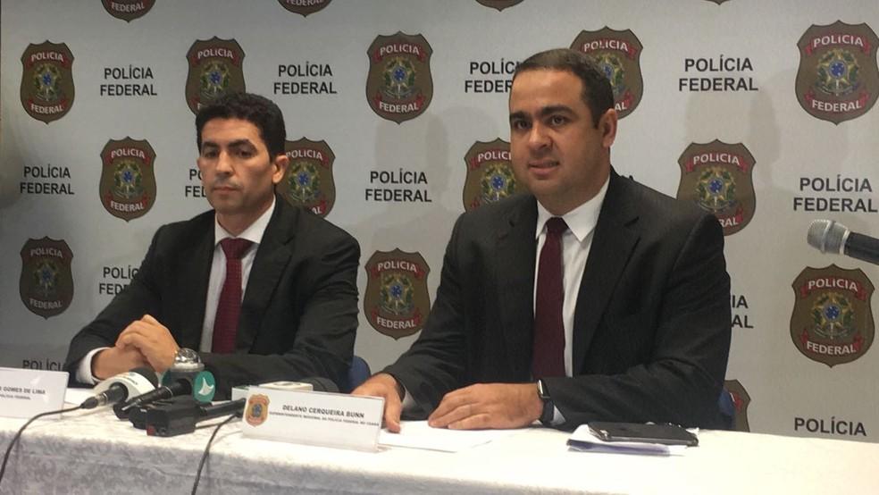 Fraude em empréstimos bancários para produtores rurais é avaliada em R$ 20 milhões, diz Polícia Federal (Foto: André Teixeira/G1)