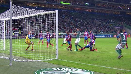 Melhores momentos de Palmeiras 3 x 0 Bahia pela 6ª rodada do Campeonato Brasileiro