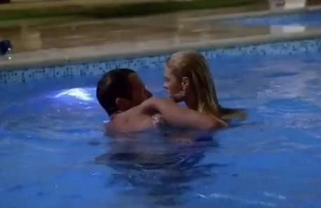 Na sexta (25), Teodora salvará Quinzé de morrer afogado após um atentado de Ferdinan TV Globo