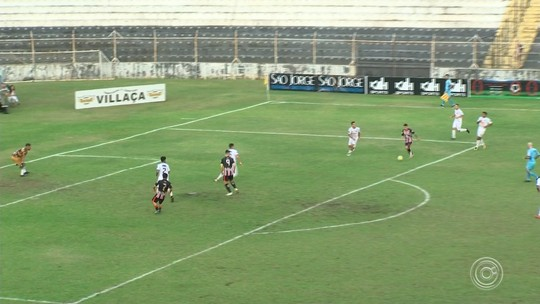 Paulista fica no empate contra Independente-SP e se mantém na liderança do Grupo 16