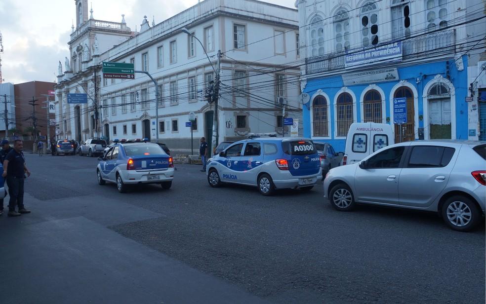 Mandados foram cumpridos em diversos bairros de Salvador nesta sexta-feira (Foto: Divulgação/ Polícia Civil)