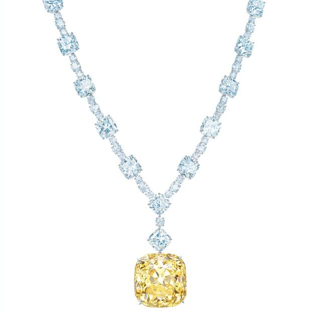 Diamante Tiffany (Foto: Divulgação) (Foto: Divulgação)