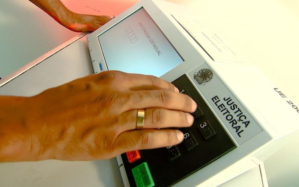 Em Pernambuco, as eleições de 2018 contam com o maior número de candidatos desde 2002 (Foto: Reprodução/EPTV)