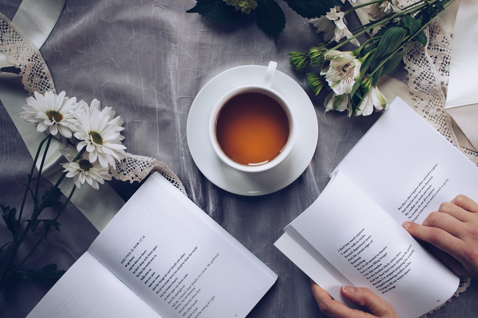 As pessoas que não gostam de café, costumam consumir mais chá (Foto: Pixabay)