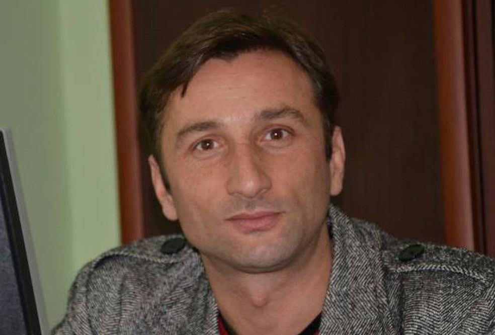 Vladimer Apkhazava — Foto: The Varkey Foundation/Divulgação